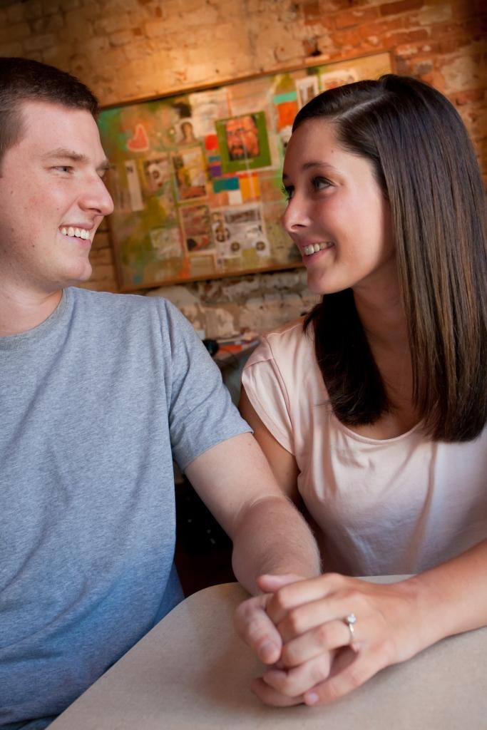 Nate & Jenny Engagement